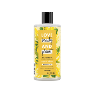 Coconut oil & Ylang Ylang Body Wash