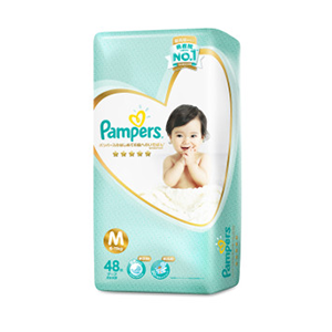 Pampers Premium Care Tape
