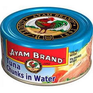Brand Tuna Chunks in Water