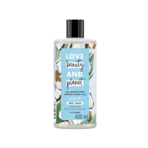 Coconut Water and Mimosa Flower body wash