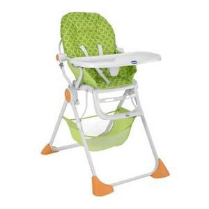 Pocket Lunch Highchair Jade