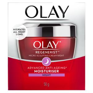 Olay Regenerist Micro-Sculpting Cream Night