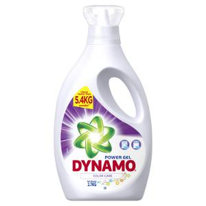 Dynamo Power Gel Color Care Concentrated Gel Detergent
