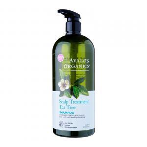 Scalp Treatment Tea Tree Shampoo