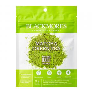 Matcha Green Tea Blend And Nature Boost Bs