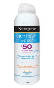 Sun Fresh Wet Skin FPS 50