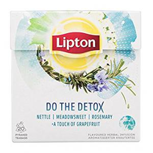 Lipton Herbal Tea Do The Detox
