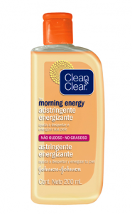 CLEAN & CLEAR® Morning Energy Adstringente