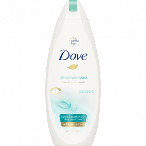 Dove Shower Gel Sensitive Skin
