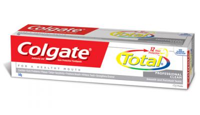 Total Professional Clean Toothpaste