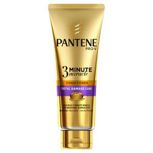 Pantene 3 Minute Miracle Total Damage Care Intensive Conditioner