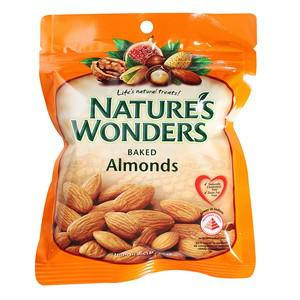 Baked Almond Nuts