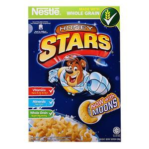 Honey Stars Whole Grain Cereal