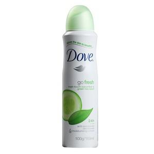 Go Fresh Cucumber and Green Tea Anti-Perspirant Deo Spray
