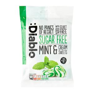 Sugar Free Mint and Cream Candy