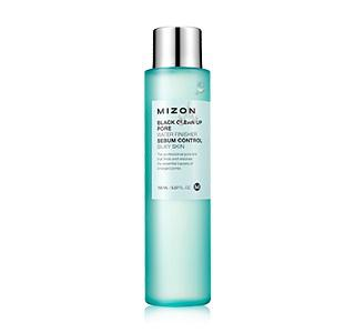 MIZON BLACK CLEAN UP PORE WATER FINISHER