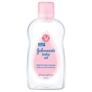 JOHNSON BABY OIL PINK