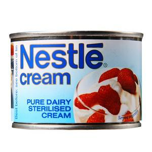 Pure Dairy Sterilised Cream