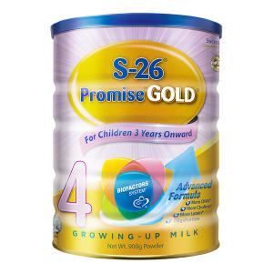 Sữa Bột S-26® Promise® GOLD® 4