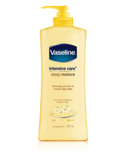 Vaseline Intensive Care Lotion Deep Restore
