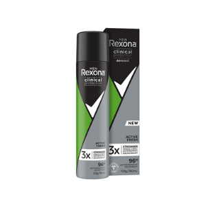Active Fresh Clinical Protection Antiperspirant Deodorant Aerosol