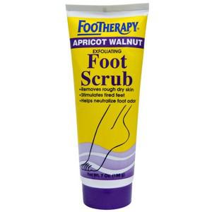 FooTherapy Exfoliating Foot Scrub Apricot Walnut