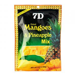 Dried Mangoes & Pineapple Mix