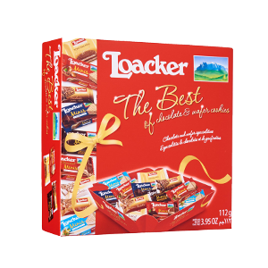 Best of Loacker (Minis) Wafer Cookies