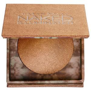 Naked Illuminated Shimmering Powder for Face and Body