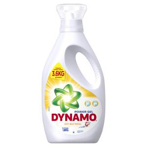 Dynamo Power Gel Anti-Bacterial Concentrated Gel Detergent