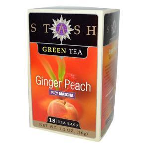 Green Tea Ginger Peach