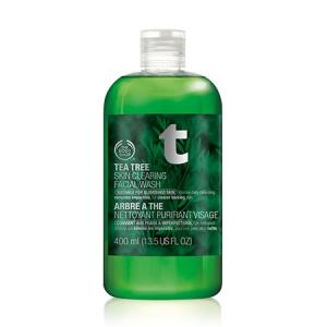 LIMITED EDITION SUPER-SIZED TEA TREE SKIN CLEARING FACIAL WASH 400ML