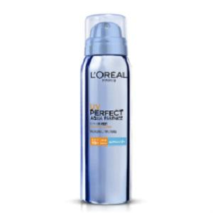 UV Perfect Aqua Essence City Mist SPF50|PA++++