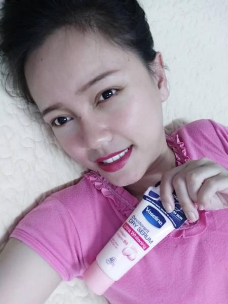 9a2dfa914a9 Vaseline® deodorant dry serum ultra whitening by Vaseline : review ...
